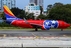 Boeing 737-7H4 - Southwest Airlines | Aviation Photo #2803634 | Airliners.net