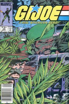 G.I. Joe: A Real American Hero (IDW, 1982) #39