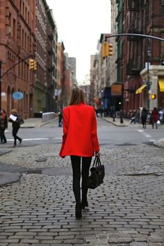 really want a red blazer like jessica stein