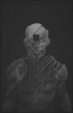ARES 018 by Philip Harris-Genois | Illustration | 3D | CGSociety