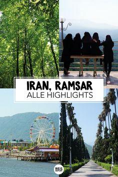 Ramsar, het groene noorden van Iran. Bekijk hier al onze tips.