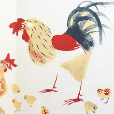 """englishmodernism: """" Happy Mother's Day. From her 1937 lithographed Album du Pere Castor, La Ferme du Pere Castor. Bird Drawings, Animal Drawings, Animal Costumes, Cute Animal Photos, Happy Chinese New Year, Bird Design, Illustrations And Posters, Book Illustration, American Artists"""