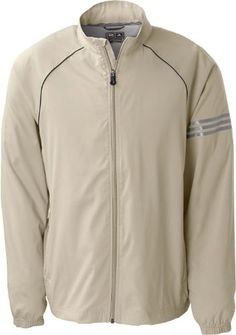 767e08db48 Amazon.com : adidas Golf mens 3-Stripes Full-Zip Jacket (A169) : Sports &  Outdoors