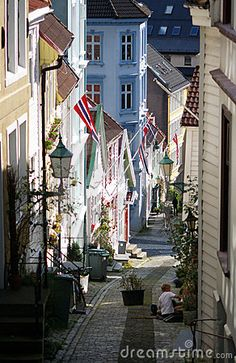 Download Street Of Bergen, Norway. Royalty Free Stock Image for free or as low as 0.64 zł. New users enjoy 60% OFF. 19,413,611 high-resolution stock photos and vector illustrations. Image: 2997156