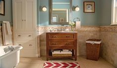 Bathroom Ideas: Home Depot Bathroom Cabinets And Vanities Under ...
