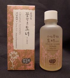 Whamisa Organic Flowers Essence Toner review from Skin and Tonics.