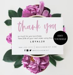 business thank you cards Business Thank You Order Thank You Purchase Thank You Business Customer Thank You Insert Thank You For Order Thank You Order Card Order Inserts Thank Yo Thank You Customers, Thank You For Order, Thank You For Purchasing, Thank You Notes, Blogging, Business Thank You Cards, Business Planner, Business Tips, Thank You Card Template