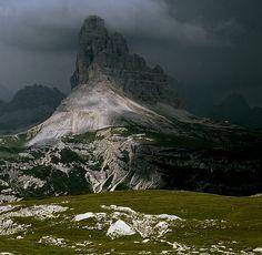 The Dolomites, Italy