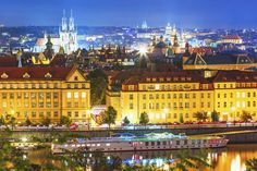 <b>From Prague to the mountains of Bohemia, The Czech Republic is the most beautiful place on earth.</b>