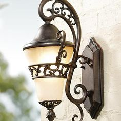 50 Best Mediterranean Exterior Lighting
