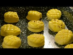 Leveles pogácsa recept - YouTube