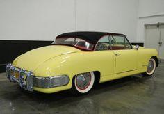 Restored 1953 Muntz Jet