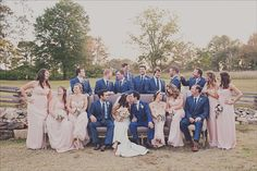 megan + mike: wedding - our labor of love - by heidi