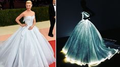 Claire Danes in Zac Posen at 2016 Met Gala. THE DRESS OF DA NIGHT!