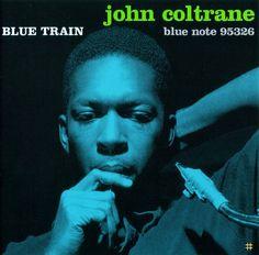"alfiusdebux: ""Reid Miles. Design for Blue train by John Coltrane """