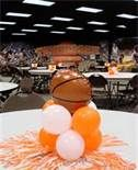 basketball banquet centerpieces - Bing Images