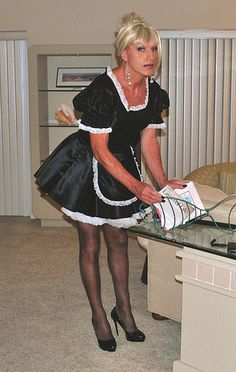 The true sissy inside : sussymaid:   colleen-eris:
