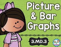 Picture Graphs and Bar Graphs Math Tasks and Exit Tickets - Your 3rd grade classroom or homeschool students are going to learn so much about graphs with this 23 page resource! You'll be able to measure your third graders knowledge of CCSS 3.MD.3. With purchase you receive 5 math tasks for cooperative learning, 5 exit tickets for individual assessment, and I can statements. Click through to get yours now! $