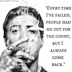 Sylvester Stallone Quotes, Sayings & Images - Inspirational motivational Lines, Stallone quotes on acting poverty hardwork life love success money direction Sylvester Stallone Quotes, Stallone Rocky, Sage Stallone, Silvester Stallone, Motivational Quotes, Inspirational Quotes, Positive Quotes, Motivational Thoughts, Positive Life