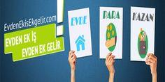 İnternette evde iş ilanları araması yapan herkes için derlediğimiz yüzlerce evde iş fırsatı ve evlere iş veren firmalar hakkındaki tüm ek iş bilgilerine sitemiz evdenekisekgelir.com sayesinde ulaşa…