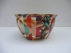 Papier mache bowls, 6 euros each (discount for a set of 4) and FREE POSTAGE at www.elseclectica.com