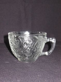 Punch Glass Punch, Tableware, Glass, Dinnerware, Drinkware, Dishes, Glas