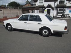 eBay: .ROLLS-ROYCE SILVER SPIRIT 51000 MILES ONLY (1988) FUEL INJECTED