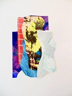 "Saatchi Art Artist Soumisha Dauthel; Painting, ""Urban breathing"" #art Saatchi Art, Original Paintings, Urban, Paper, Artist, Amen, Artists"