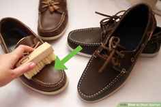 How to Clean Sperrys