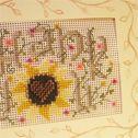 Happy Everything! free cross stitch pattern from BrookesBooksPublishing
