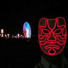 #ルミナリーマスク#makuake Neon Signs