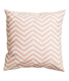 Pillow case, design pieces for nursery | H&M