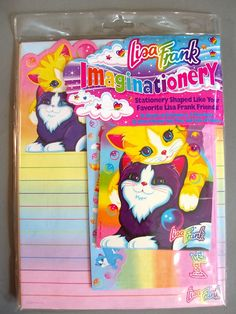 Lisa Frank stickers...collection!