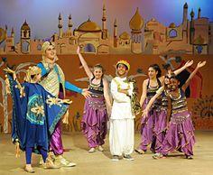 City of Gilroy presents Disney's Aladdin Jr.
