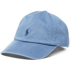 Polo Ralph Lauren Core Classic Sport Cap (1,965 PHP) ❤ liked on Polyvore featuring men's fashion, men's accessories, men's hats, carson blue, mens sport hats, mens caps and hats, polo ralph lauren mens hats and mens sports hats