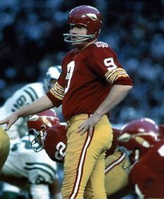Sonny Jurgensen played for the Washington Redskins from 1964 - Redskins Football, Nfl Football Players, Sport Football, Football Helmets, Football Cards, Football Moms, Football Stuff, School Football, Baseball Cards