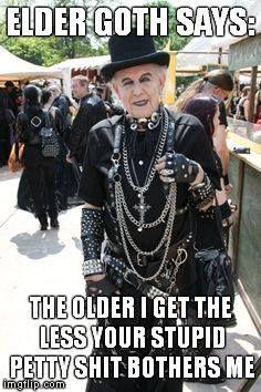 elder goth