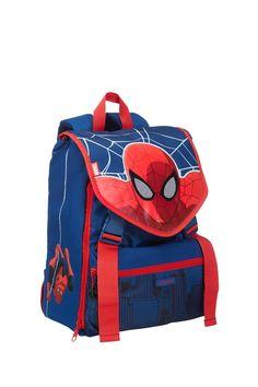 Marvel Wonder - Spider-Man Ergonomic Backpack #Disney #Samsonite #Marvel #SpiderMan #Travel #Kids #School #Schoolbag #MySamsonite #ByYourSide