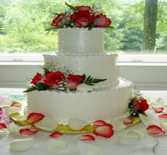 How to Make a 3 Tiered Wedding Cake