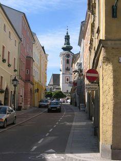 Böhmergasse, Freistadt, Upper Austria