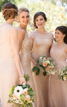 Sorella Vita bridesmaid dress collection brings the hottest runway styles and latest red carpet trends to wedding aisles in the form of beautiful gowns. Sorella Vita Bridesmaid Dresses, Bridesmaid Dresses 2017, Wedding Bridesmaids, Bridesmaid Saree, Junior Bridesmaids, Affordable Wedding Dresses, Wedding Party Dresses, Designer Wedding Dresses, Sequin Wedding