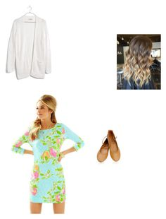 """Untitled #101"" by abby-nelson1015 on Polyvore featuring Lilly Pulitzer and Madewell"