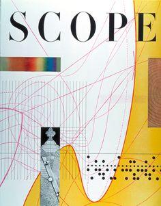 Will Burtin, Scope Magazine, 1953
