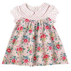Latimer Rose Baby Dress | Baby Girl | CathKidston