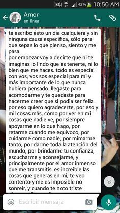 Pin by felipe ortiz on frases de amor bonitas Love Phrases, Love Words, Sad Love, Love You, Le Pilates, Love Text, Spanish Quotes, Love Messages, Love Letters