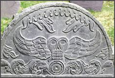 American History of Cemetaries and Gravestones
