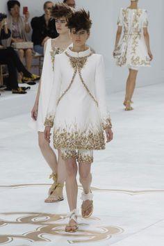 Défilé Chanel Haute Couture automne-hiver 2014/2015