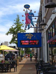 Blueberry Hill http://www.blueberryhill.com/