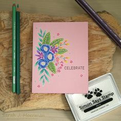 My Impressions: SSS June Card Kit Celebrate Bouquet (& GIVEAWAY)!