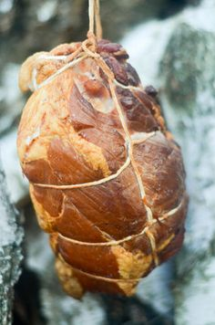 Polish Recipes, Polish Food, Delicious Deserts, Kielbasa, Smoking Meat, Traditional Kitchen, Ham, Sausage, Recipies